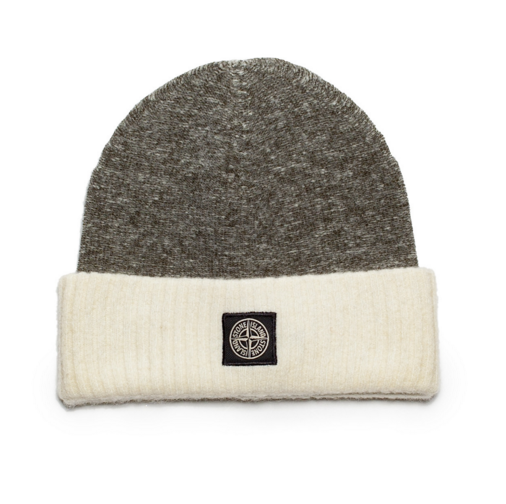 STONE ISLAND Junior Wool Cap Wollmütze