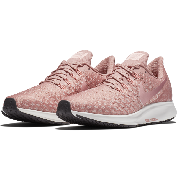 Nike Performance Air Zoom Pegasus 35 Damen Laufschuhe Pink