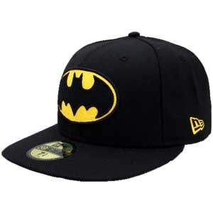 NEW ERA 59Fifty Character Basic Batman