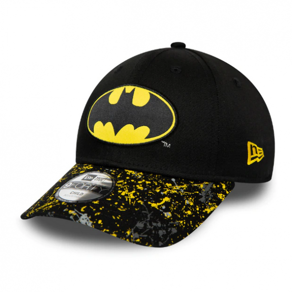 NEW ERA Kids Character 940 Batman Youth Size
