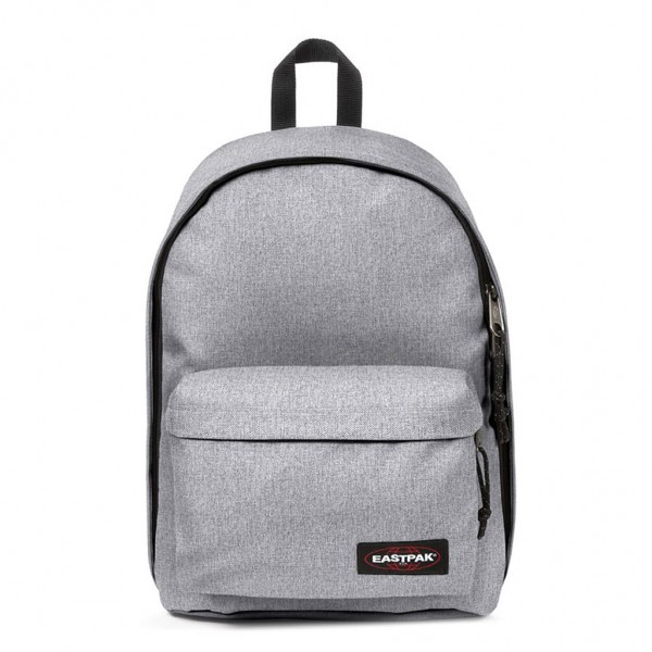EASTPAK Out Of Office Sunday Grey Backpack Rucksack Grau