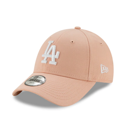 NEW ERA Kids League Essential 9Forty Dodgers Youth Size Rosa