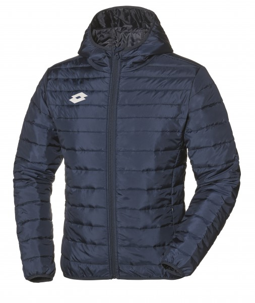 LOTTO Bomber Delta LGT Light Jacket Herren Daunenjacke Navy T5545