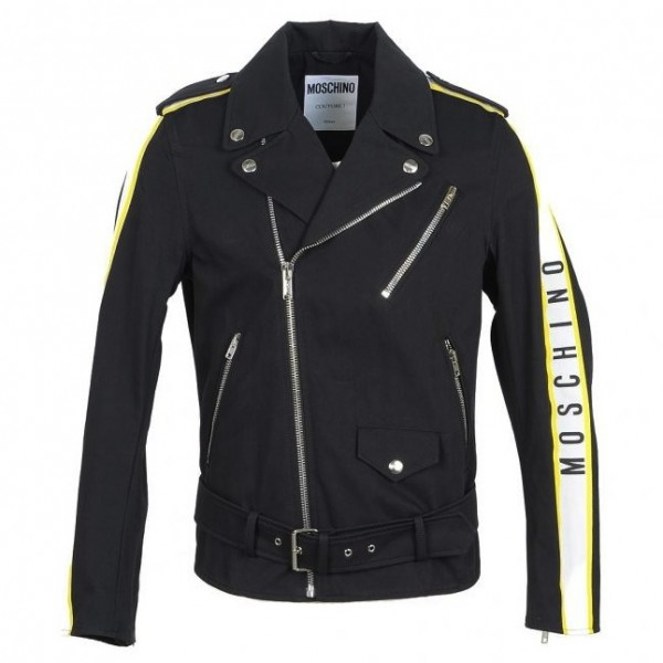 MOSCHINO COUTURE Biker Jacket