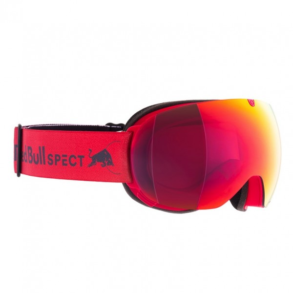 RED BULL SPECT Magnetron_Ace Skibrille Goggles Dark Blue / Blue Snow Smoke w Blue Mirror MAGNETRON_ACE-007