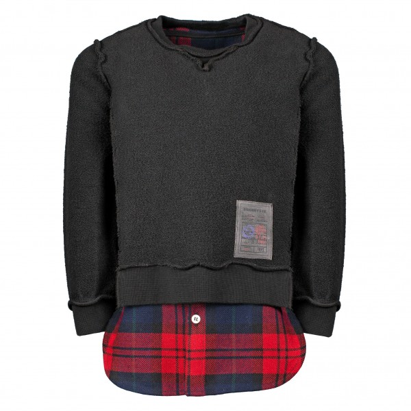 DSQUARED2 Girls Extended Rough Sweater