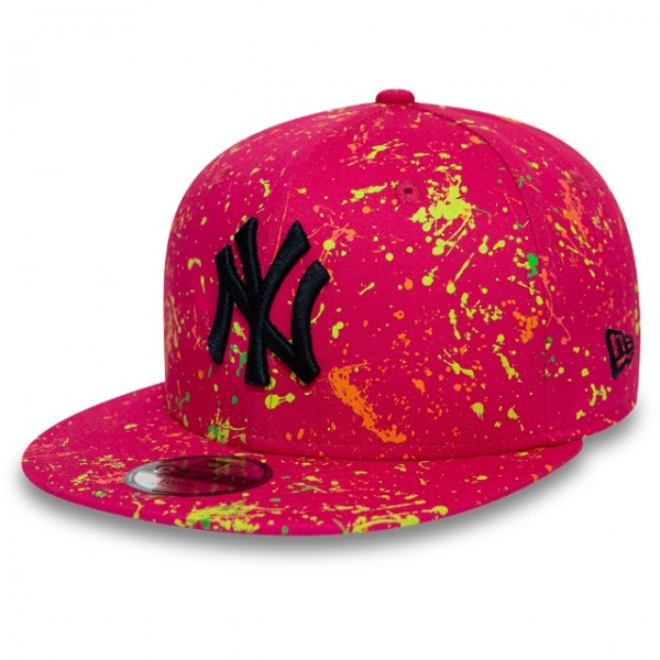 NEW ERA Youth Paint Pack 9Fifty Yankees Rot