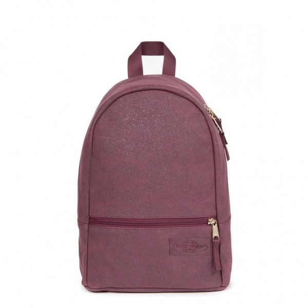 EASTPAK Lucia M Fashion Purple Backpack Rucksack
