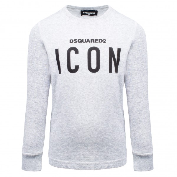 DSQUARED2 Icon Logo Longsleeve Shirt Kids