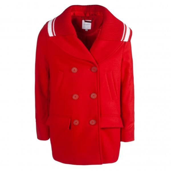 GIVENCHY Girls The Red Coat