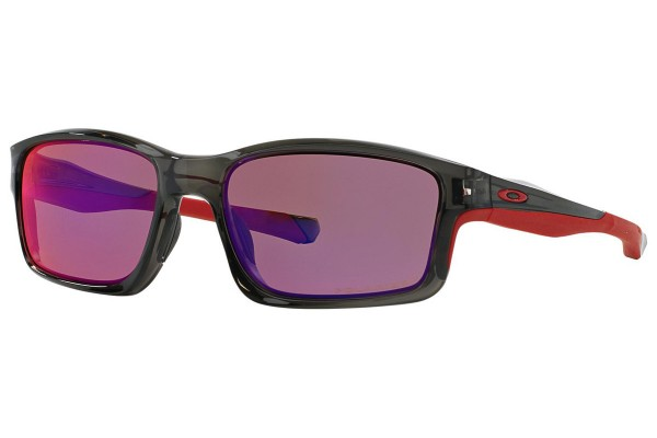 OAKLEY Chainlink Grey Smoke / Red Iridium Polarized OO9247_10