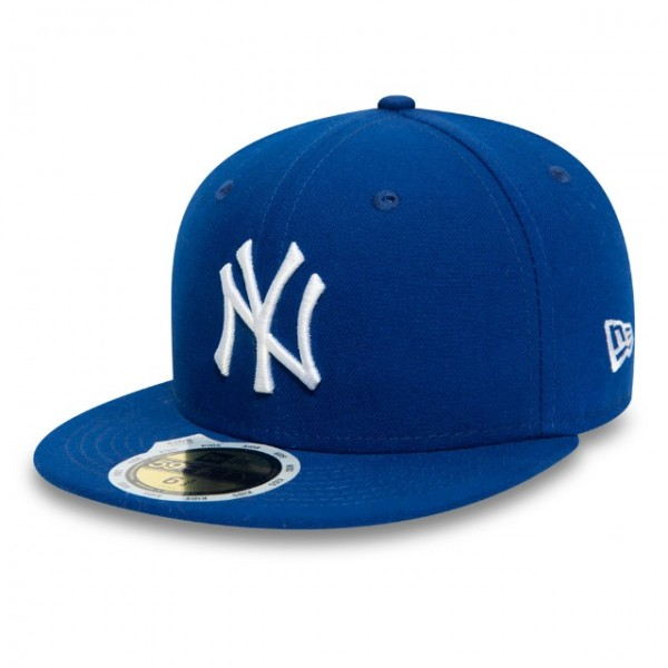 NEW ERA K 5950 MLB League Basic NEYYAN Royal