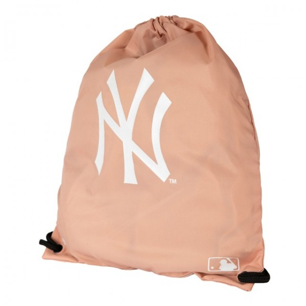 NEW ERA MLB Yankees Gym Sack Rosa