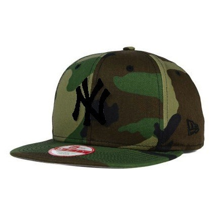 NEW ERA 9Fifty Camo NY Yankees Snapback  11305332