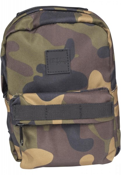 Urban Classics Camouflage Mini Backpack Rucksack TB2257