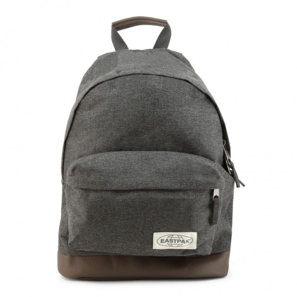 EASTPAKWyoming Muted Black Backpack Rucksack Grau