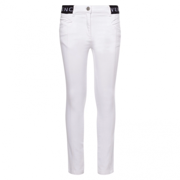 GIVENCHY Stretch Jeans Girls Pants