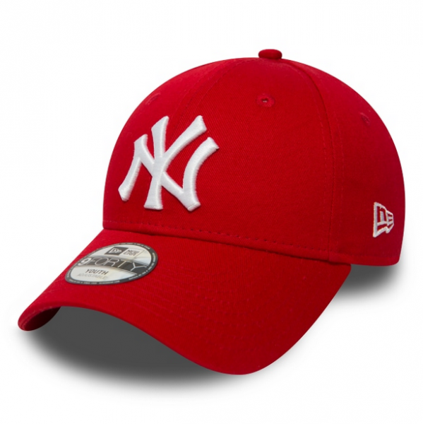 NEW ERA Youth Yankees League Essentials Rot