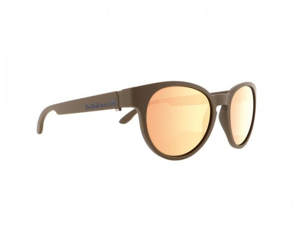 RED BULL SPECT Wing3 Sonnenbrille Beige / Apricot Iridium WING4-008