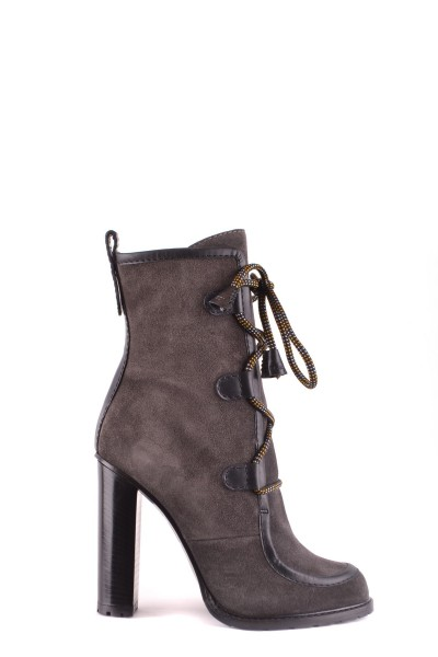 DSQUARED2 Suede Winter Boots Damen Stiefel
