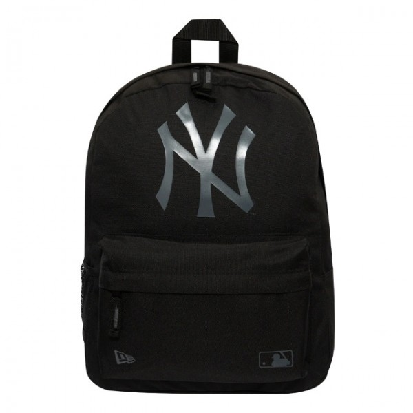 NEW ERA MLB Yankees Stadium Backpack Black
