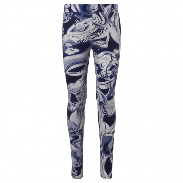 MOSCHINO Fantasy Graphics Kids Leggings