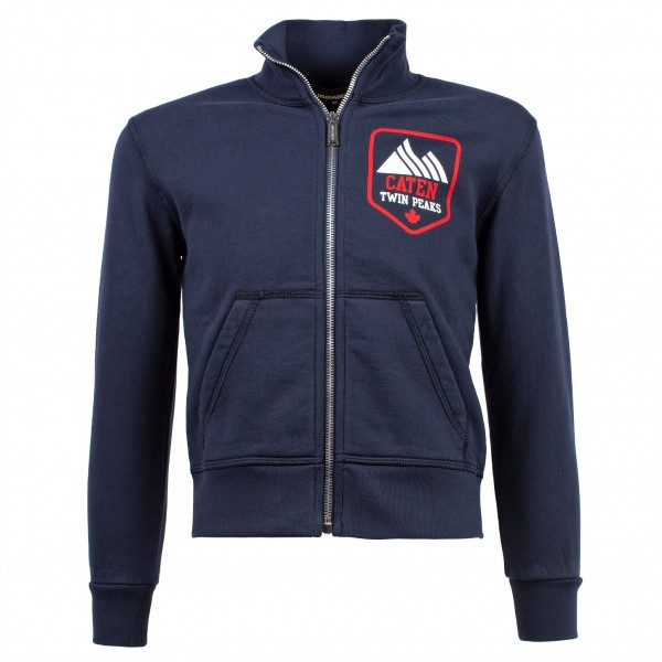 DSQUARED2 Mountaineers Track Jacket Kids