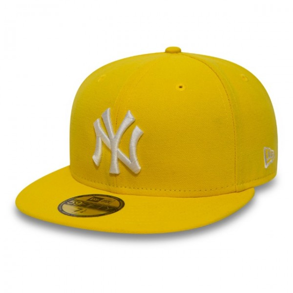 NEW ERA MLB Yankees Basic NEYYAN Gelb