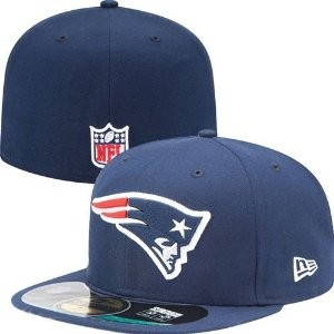 NEW ERA 59Fifty NFL On Field New England Patriots