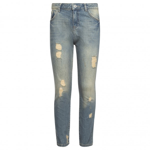 TWINSET Destroyed faded Girls Jeans