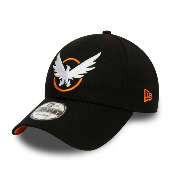 NEW ERA The Division 2 9Forty Black One Size