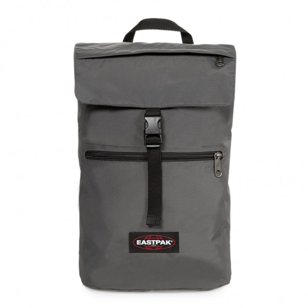 EASTPAK Topher Instant Whale Grey Backpack Rucksack Grau