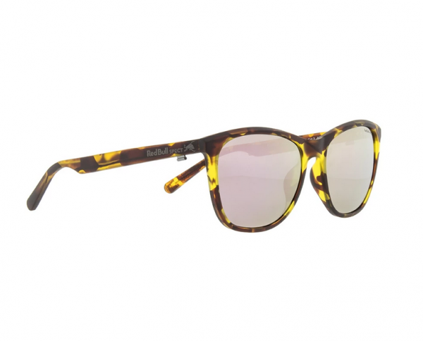 RED BULL SPECT Fly Sonnenbrille Havana / Purple iridium FLY-005