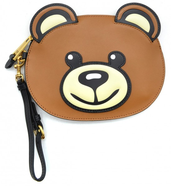 MOSCHINO Teddy Bear Wallet